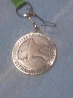 ワイノさんメダル