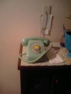 我が家の電話