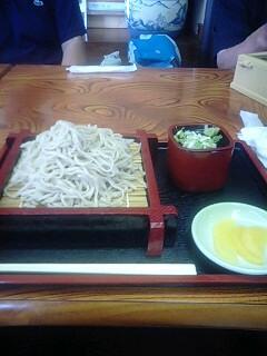 下栗の里で昼食