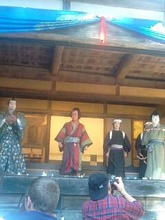 大鹿歌舞伎秋公演1