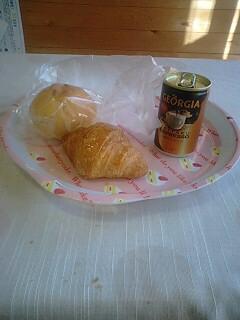 平谷村の手作りパン屋さん