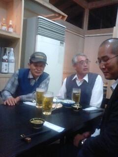 遠山郷初の居酒屋