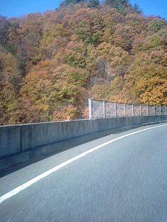飯田市内〜矢筈トンネルへ