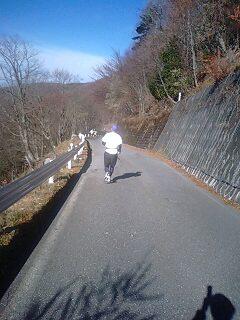 しらびそ高原〜矢筈トンネル付近まで