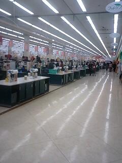 ベイシアでお買い物