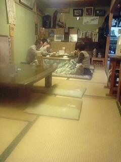 丸西屋で昼食