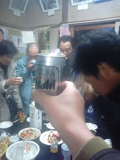 木沢正八幡神社霜月祭り1