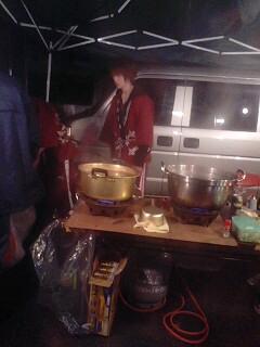 木沢正八幡神社霜月祭り2