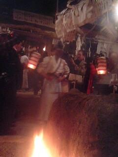 木沢正八幡神社霜月祭り3
