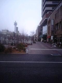 再び飯田駅周辺へ