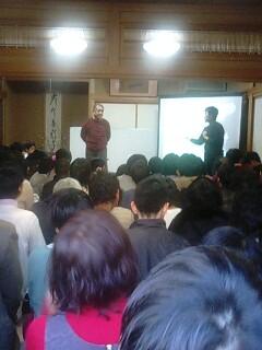 野口のタネ講演会