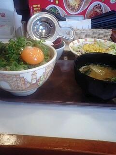 小田原で昼食