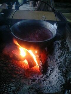 味噌玉作り