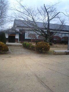 山本杵原学校へ