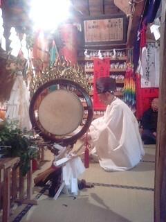 小嵐稲荷神社春祭り
