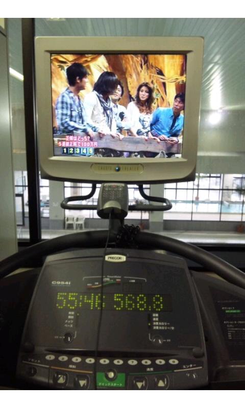 トレーニング再開