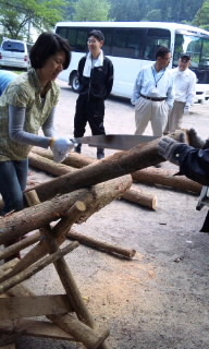 林業体験2