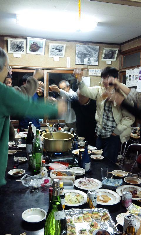 遠山藤原学校スタッフ忘年会