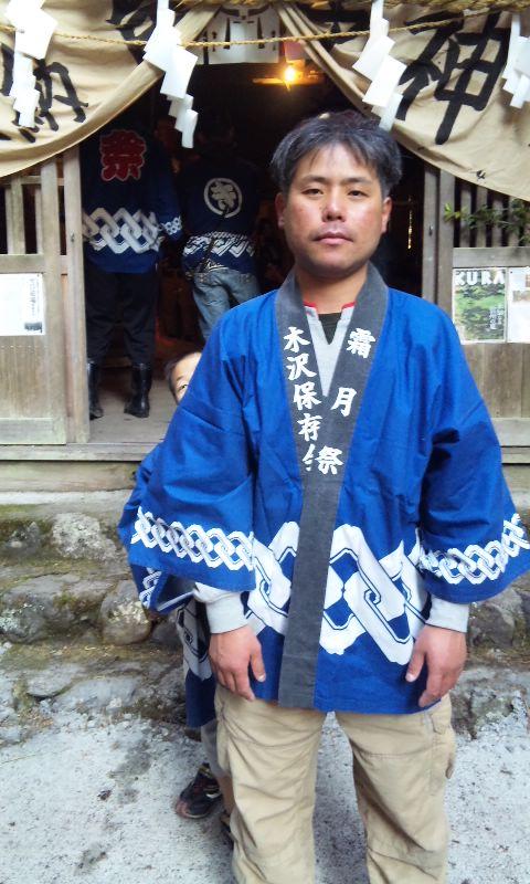 熊野神社霜月祭