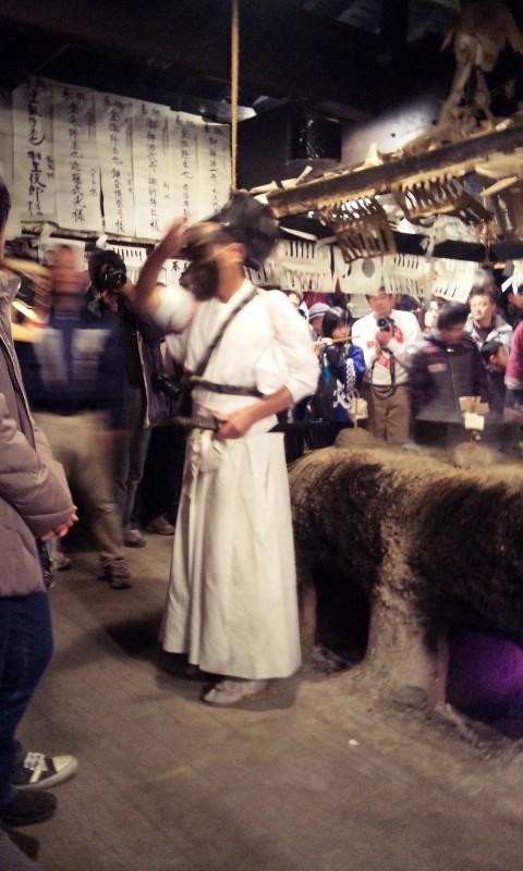木沢正八幡神社霜月祭3