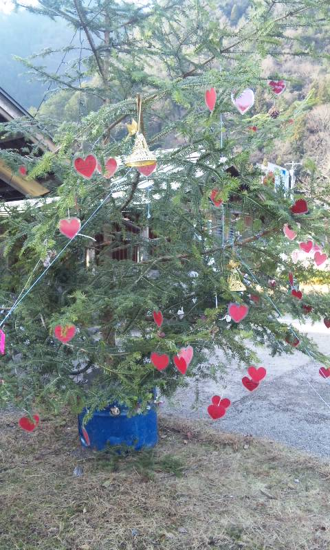 祭り終わって…クリスマス