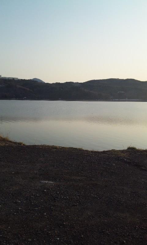 山中湖から