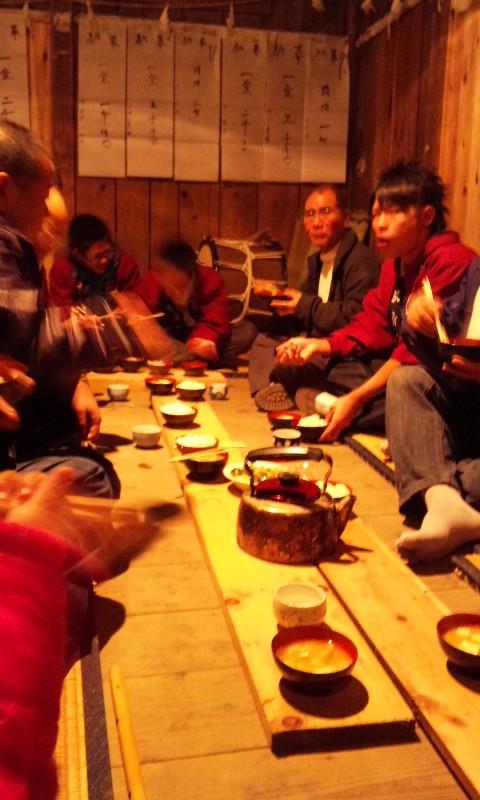 熊野神社霜月祭り