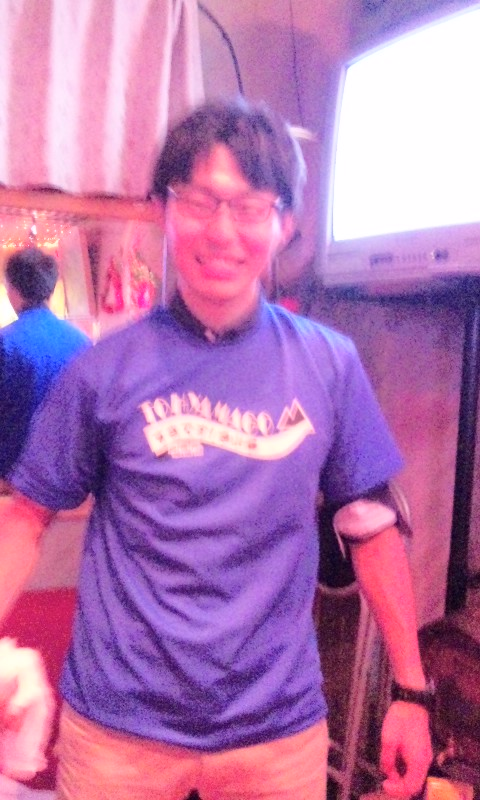 好きです遠山郷Tシャツ