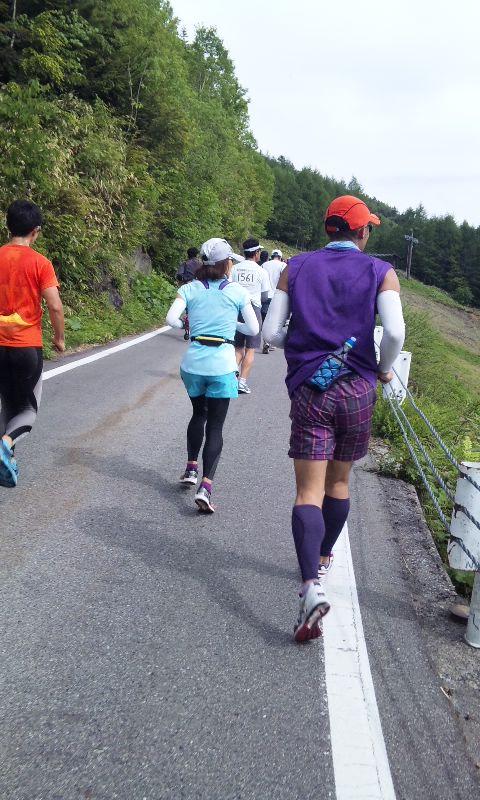 乗鞍天空マラソン振り返る(1)