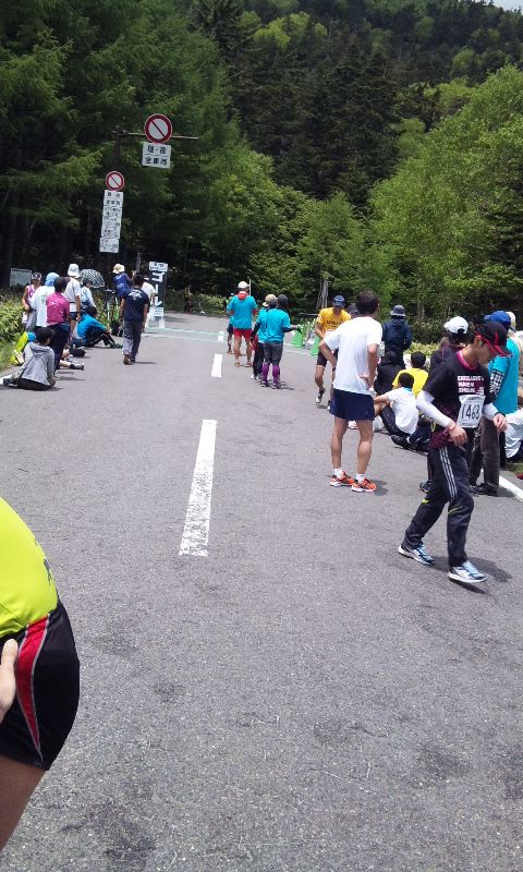 乗鞍天空マラソン振り返る(3)