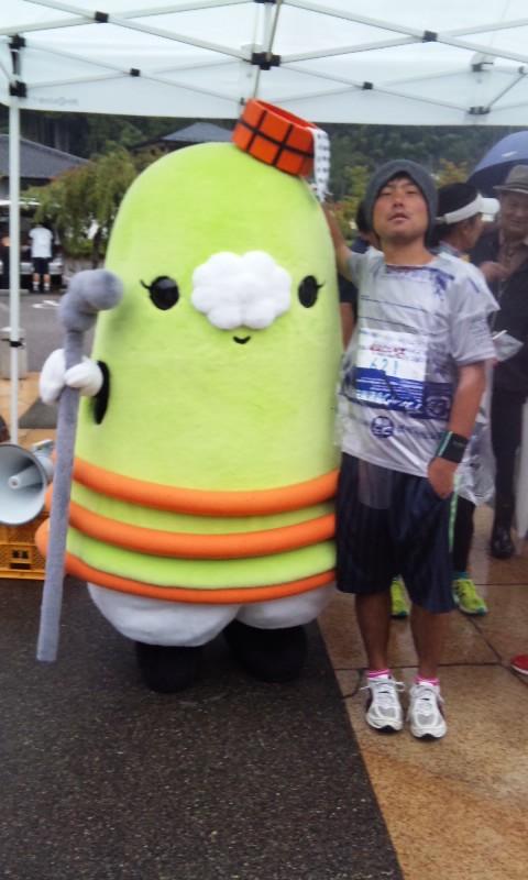 チャレンジマラニック遠山郷〜開会式〜